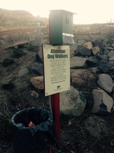 Caughlin Ranch Pet Waste Stations